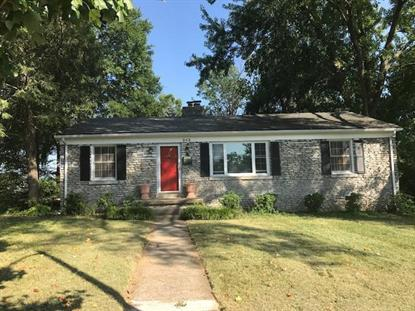 242 E Vista  Lexington, KY MLS# 1901458