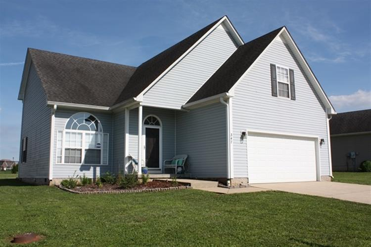 347 Turkey Run Dr, Bowling Green, KY 42101
