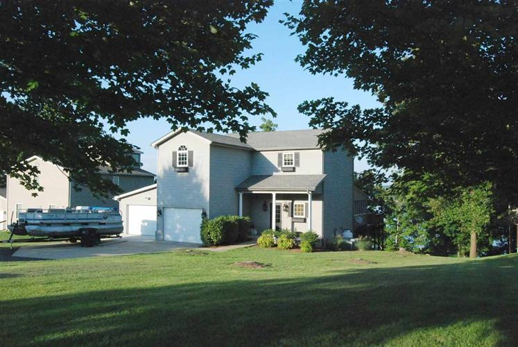 17 HILLTOP CIRCLE, Scottsville, KY 42164