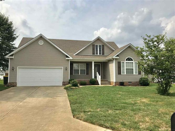 3421 Cool Water Court, Bowling Green, KY 42104