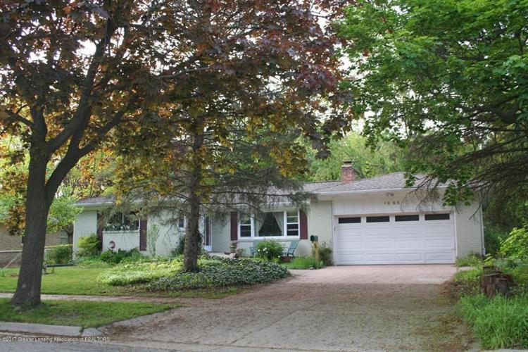1665 Cahill Drive, East Lansing, MI 48823