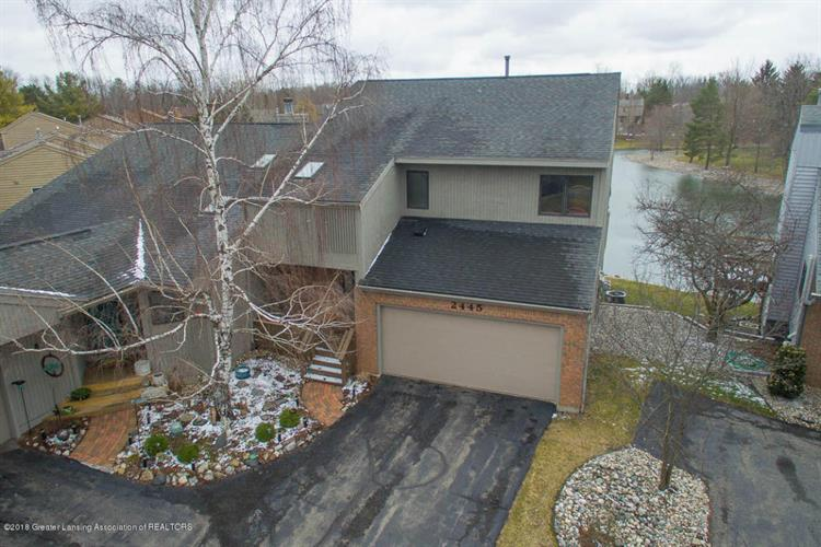 2445 Emerald Lake Dr Drive, East Lansing, MI 48823