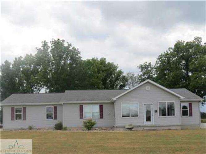 7599 E Buchanan Road, Ashley, MI 48806