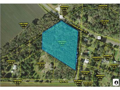 0 Byrd Rd Hastings, FL MLS# 168060