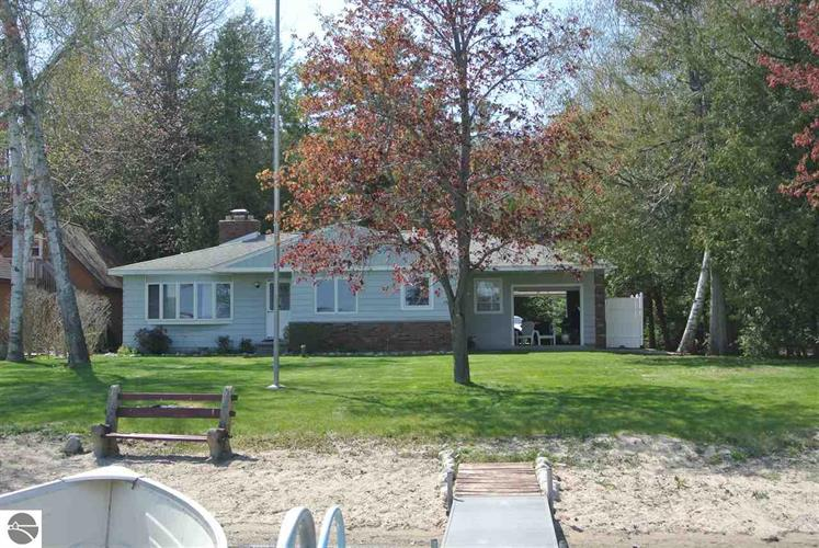 3843 Birch Drive, Honor, MI 49640