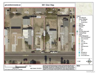 961 Glen Drive, Bullhead City, AZ