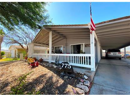 775 Terrace Drive Bullhead City, AZ MLS# 970263