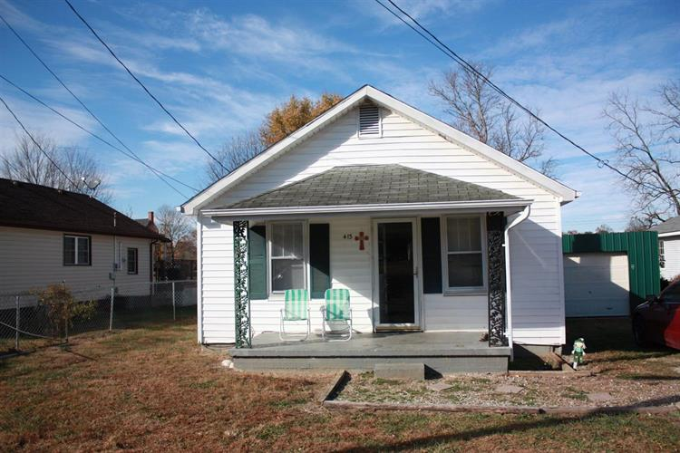 413 N Harvey Street, Somerset, KY 42503