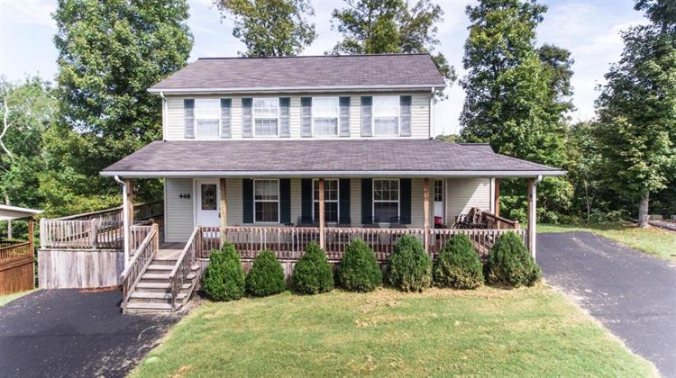448 Dockview Road, Monticello, KY 42633