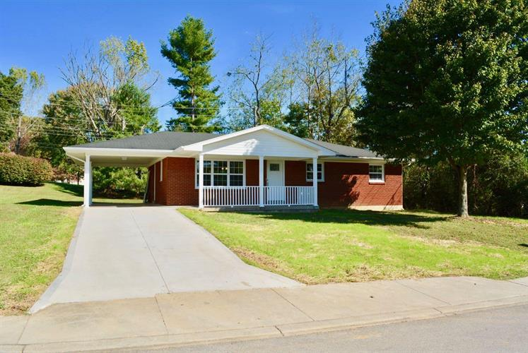 Chaudoin Street Somerset KY For Sale MLS - Weichert home protection plan