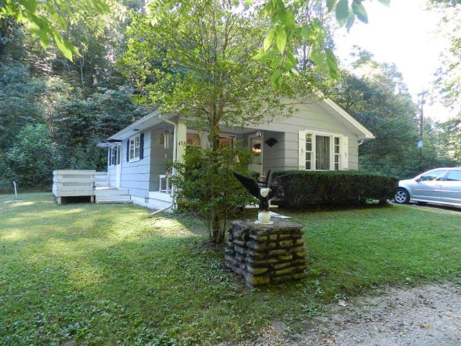 439 MAHAFFEY HOLLOW, Livingston, KY 40445