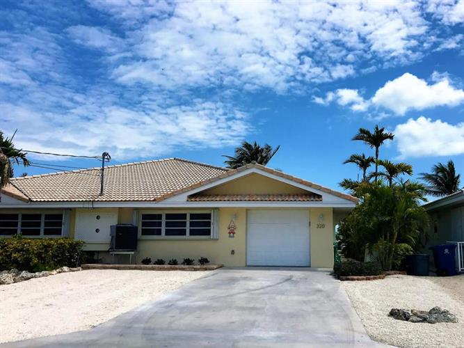 320 10Th Street, Key Colony Beach, FL 33051