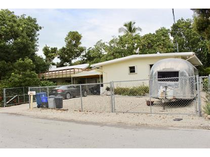 110 Indian Avenue Key Largo, FL MLS# 583278