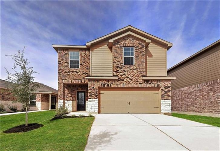 13212  William McKinley Way, Manor, TX 78653