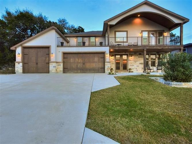 301  Valley Hill Dr, Point Venture, TX 78645