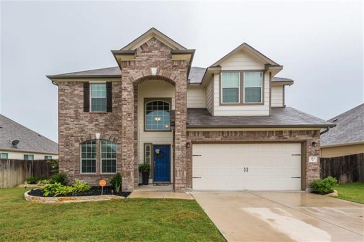 413  Wimberley St, Hutto, TX 78634
