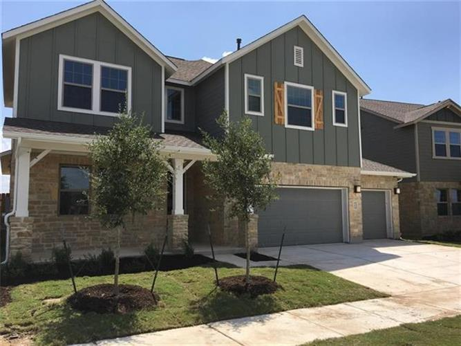400  Hereford Loop, Hutto, TX 78634