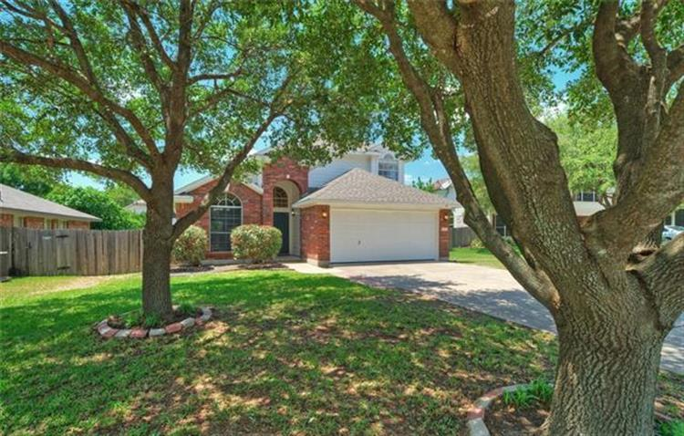 17706  Fort Leaton Dr, Round Rock, TX 78664