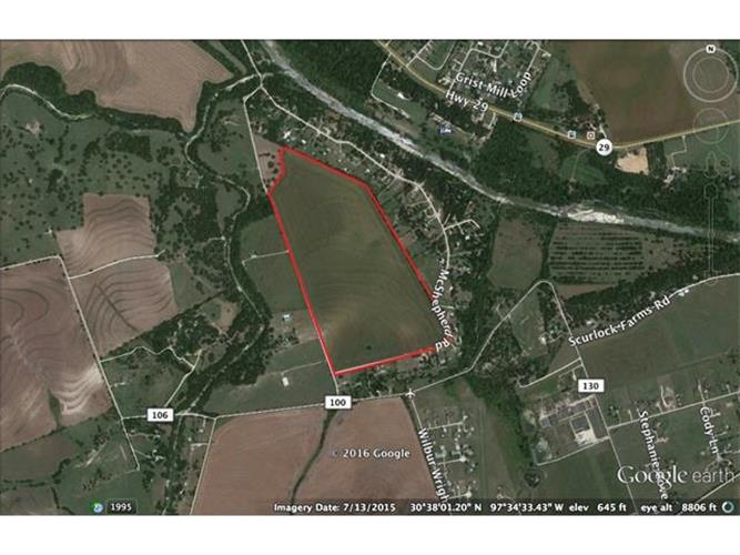 0  County Rd 100, Georgetown, TX 78626