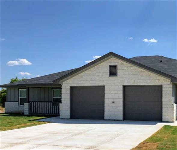 145B  Ellis Ct, Burnet, TX 78611