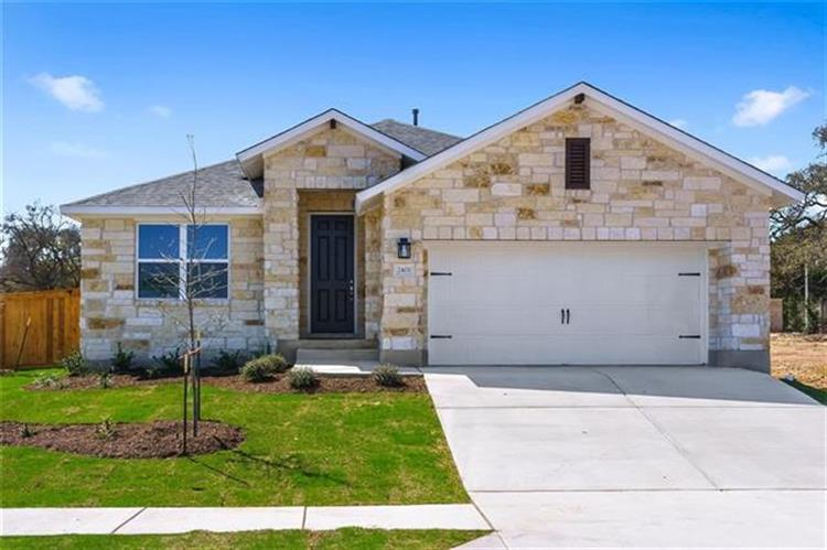 2401  Brook Crest Way, Leander, TX 78641