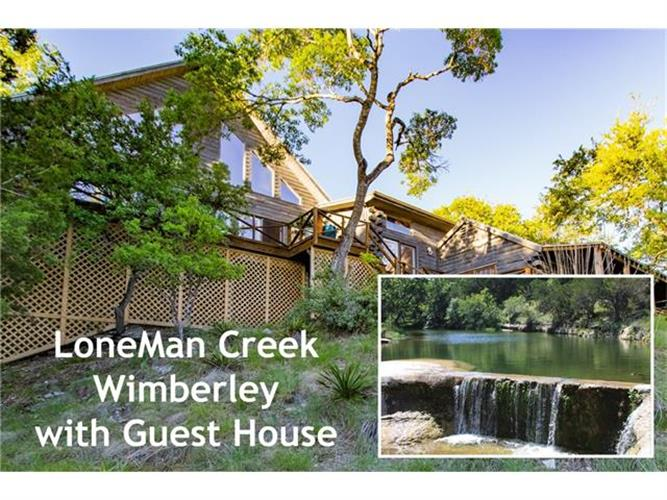 601  Deer Lake Rd, Wimberley, TX 78676