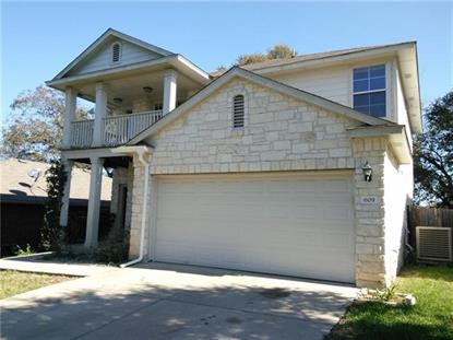 609  Fort Thomas Pl Round Rock, TX MLS# 1482873