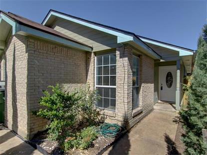 2166  Redwing Way Round Rock, TX MLS# 1516677