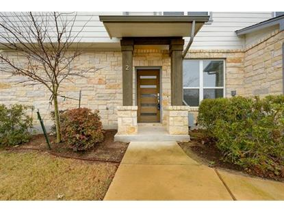 2101  Town Centre Dr  #1902 Round Rock, TX MLS# 3478157