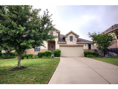 109  David Duval Ct Round Rock, TX MLS# 3567619