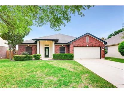1729  Jerusalem Dr Round Rock, TX MLS# 7595473