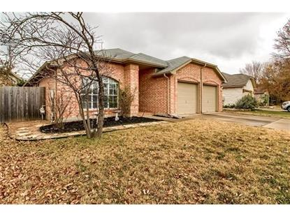 14912  Big Falls Dr Leander, TX MLS# 7599799