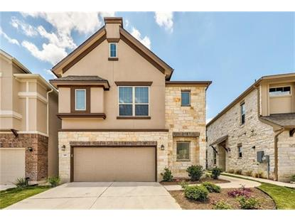 2105  Town Centre Dr  #49 Round Rock, TX MLS# 9496554
