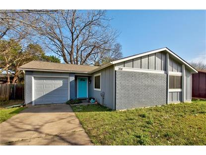 304  Blueberry Hl Austin, TX MLS# 9624677