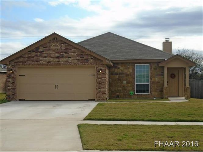 6402 Castle Gap Drive, Killeen, TX 76549