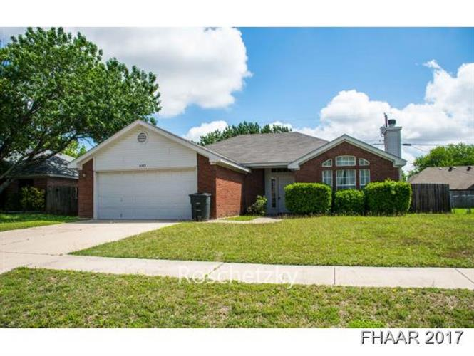 4703 Chantz, Killeen, TX 76542 - Image 1