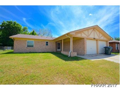 420 Cottonwood Drive, Copperas Cove, TX