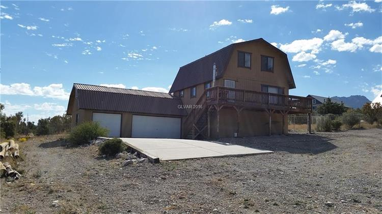 45 CAMP BONANZA Road, Cold Creek, NV 89124