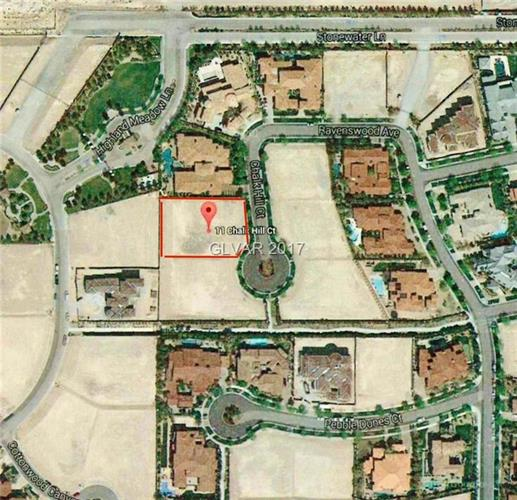 11 CHALK HILL Court, Las Vegas, NV 89141