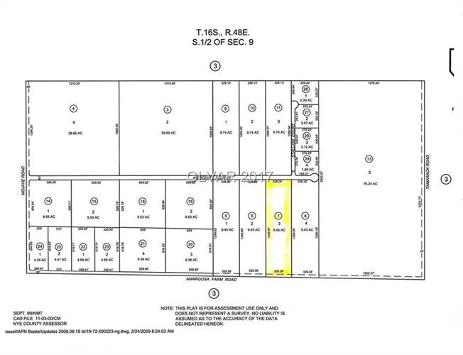 0 Amargosa Farm Rd (#07), Amargosa Valley, NV 89020
