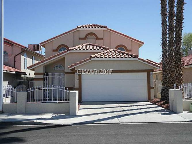 3 Bedroom Single Family Home For Rent In Las Vegas Nv 89104 Mls 1889134