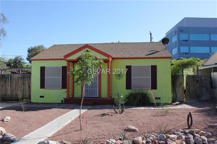 2 Bedroom Single Family Home For Sale In Las Vegas Nv 89101 Mls 1895832