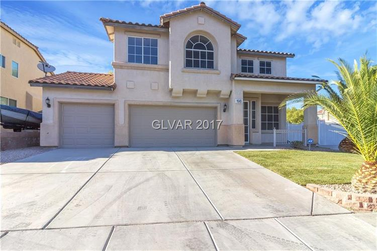 198 GOLDEN CROWN Avenue, Henderson, NV 89002