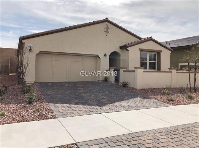 370 INFLECTION Street, Henderson, NV 89011