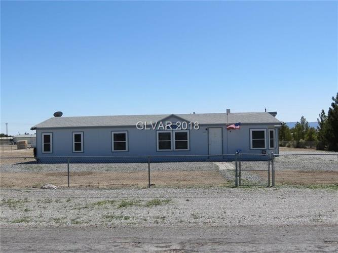 1301 West DONNER Street, Pahrump, NV 89048