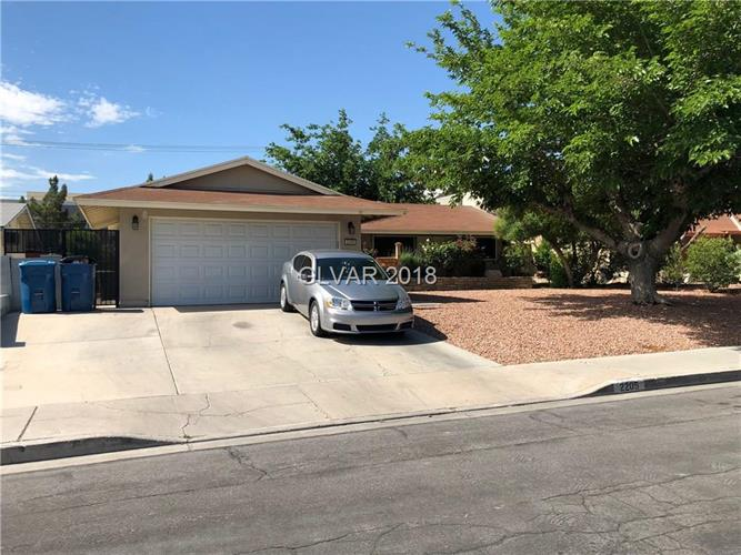 2205 GLEN HEATHER Way, Las Vegas, NV 89102