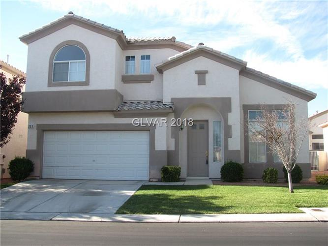 221 WATERTON LAKES Avenue, Las Vegas, NV 89148