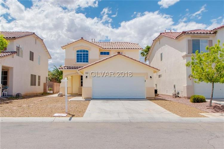 6033 CLIFTON HOLLOW Street, Las Vegas, NV 89113