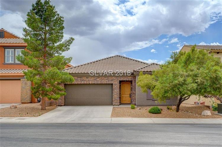 1129 VIA CANALE Drive, Henderson, NV 89011