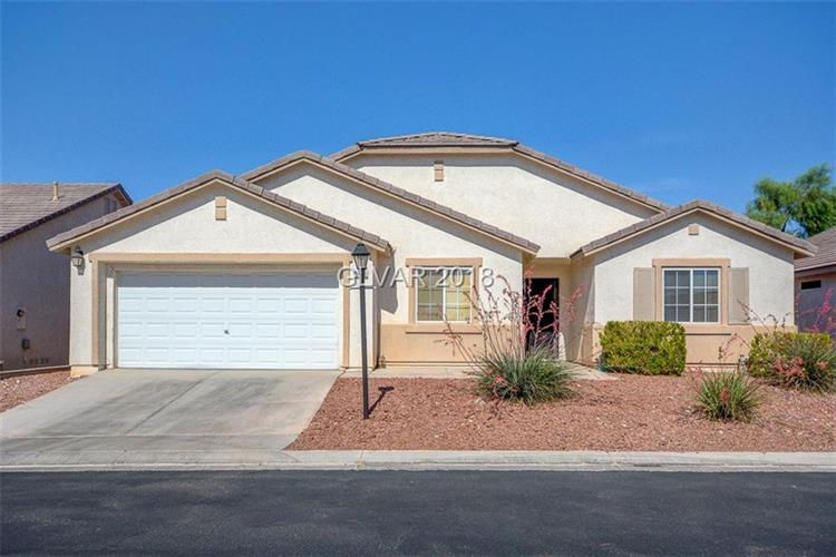 3403 SPINET Drive, North Las Vegas, NV 89032